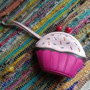 Kate Spade Cupcake Coin Clutch Wristlet